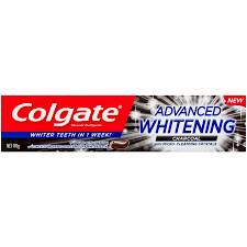 Colgate Advanced whitening Charcoal toothpaste 170g