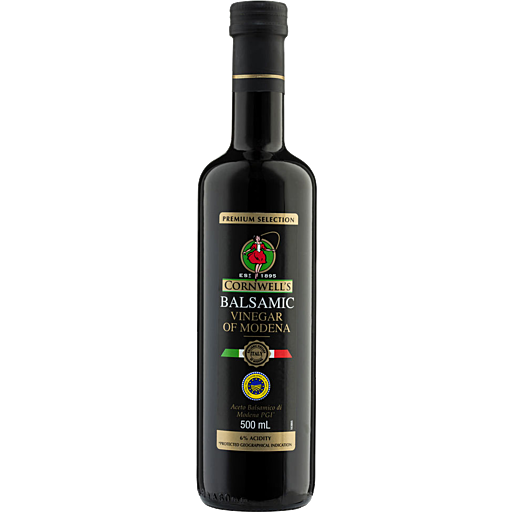 BALSAMIC VINEGAR CORNWELL'S 500ML