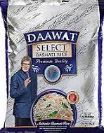 Basmati Rice, Daawat Select 10kg