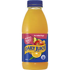 BREAKFAST BURST DAILY JUICE 500ML