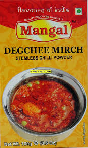 DEGCHEE MIRCH POWDER MANGAL 100G