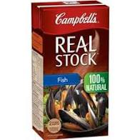 FISH STOCK CAMPBELL'S 500ML