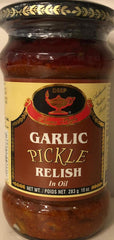 GARLIC PICKLE, DEEP 283G