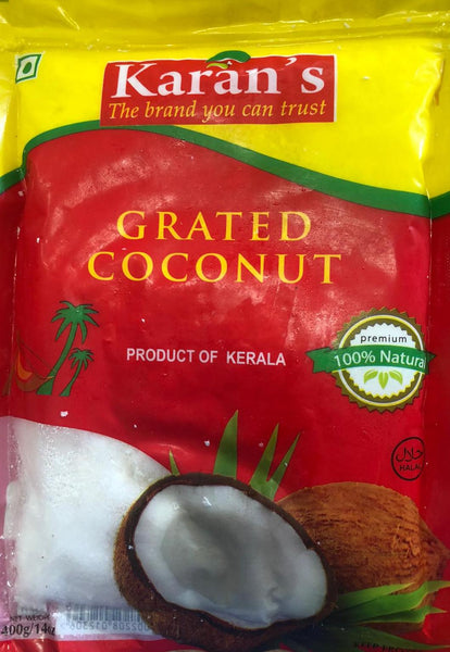GRATED COCONUT KARAN'S 400G