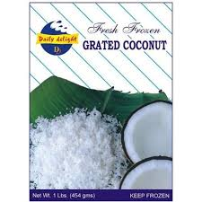 GRATED COCONUT DAILY DELIGHT 454G