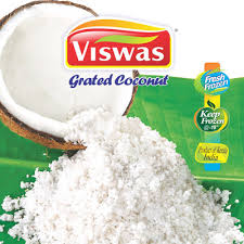 GRATED COCONUT VISWAS 400G
