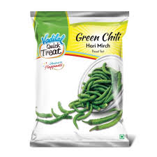 GREEN CHILLI, VADILAL, 343G