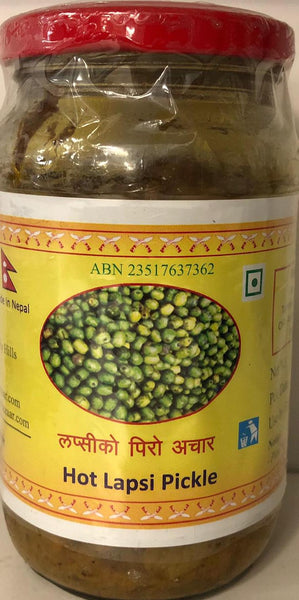 HOT LAPSI PICKLE 350G