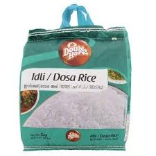 IDLI DOSA RICE DOUBLE HORSE 5KG