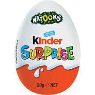 KINDER SURPRISE CLASSIC 20G