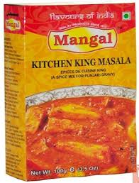 KITCHEN KING MASALA 100G MANGAL