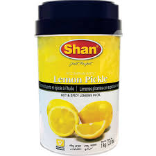 LEMON PICKLE SHAN 1KG