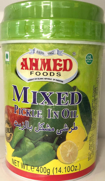 MIXED PICKLE AHMED 400G