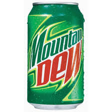 MOUNTAIN DEW 375ML