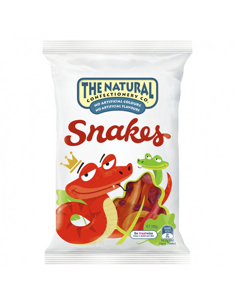 SNAKES, THE NATURAL, 200G