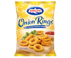 ONION RINGS BIRDS EYE 500G