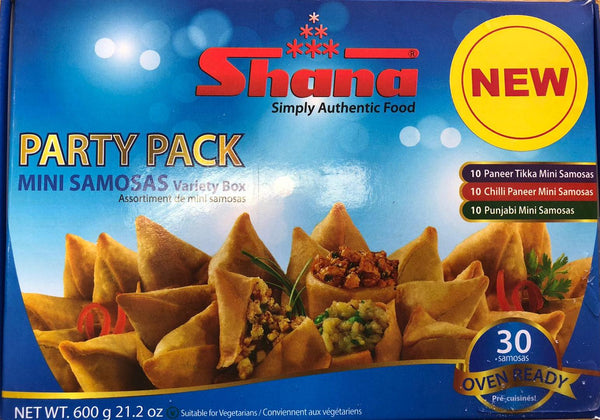 PARTY PACK SHANA 600G