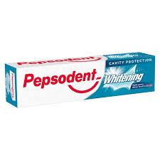 Pepsodent Whitening toothpaste 150g