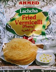 LACHCHA FRIED VERMICELLI PHENY 15OG AHMED