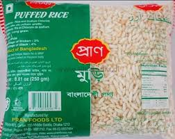 Puffed rice, Pran 500g