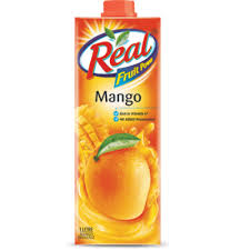 MANGO FRUIT NECTAR REAL 1 LITRE