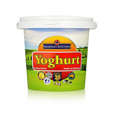 SHARMA KITCHEN YOGHURT 1KG