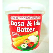 IDLI DOSA BATTER 1KG SHREE GANESHA