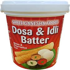 IDLI DOSA BATTER 2KG SHREE GANESHA