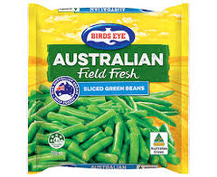 BEANS SLICED, BIRDS EYE, 1KG