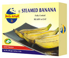STEAMED BANANA  DAILY DELIGHT 454G