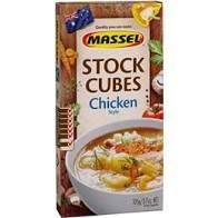 Stock cubes chicken, Massel, 105g