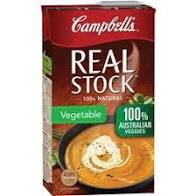 VEGETABLE STOCK, CAMPBELL'S 1L