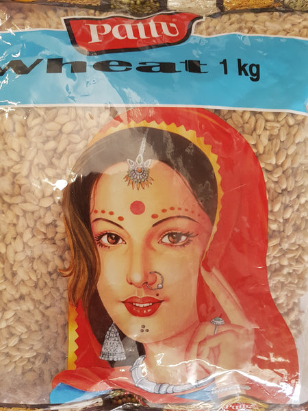 Wheat whole Pattu, 1kg