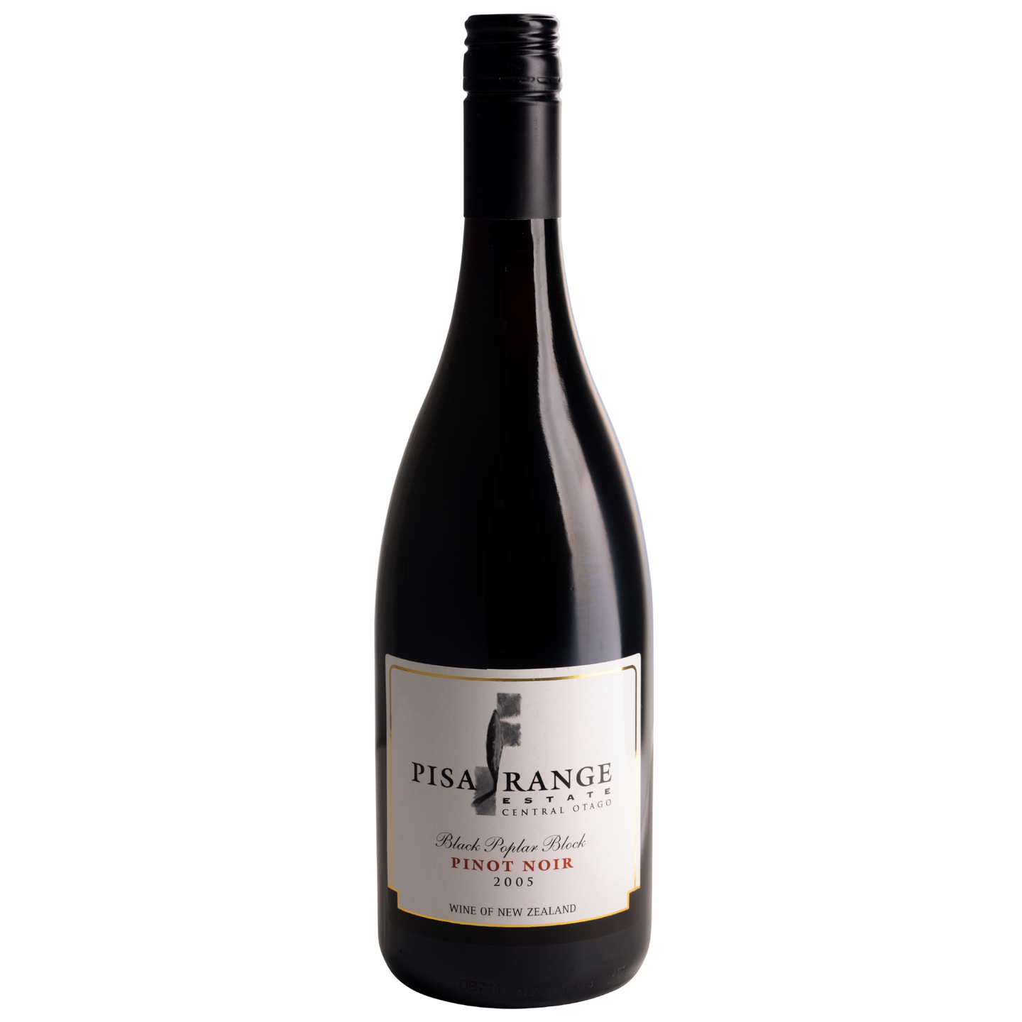 2005 Pisa Range Estate Black Poplar Block Pinot Noir