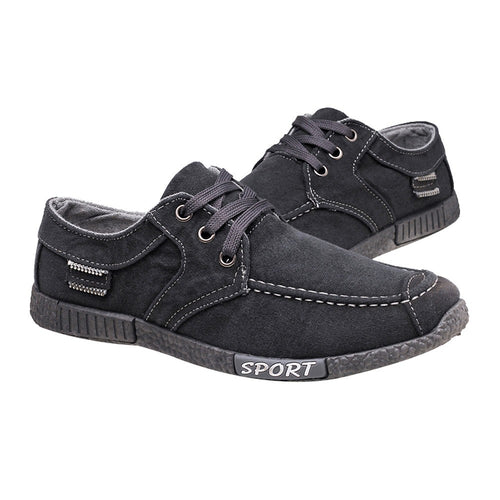 Fashion Denim Canvas Shoes