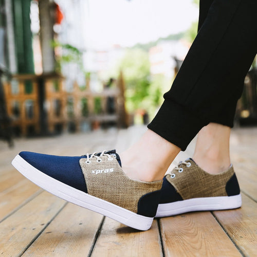 Men Casual Shoes Breathable
