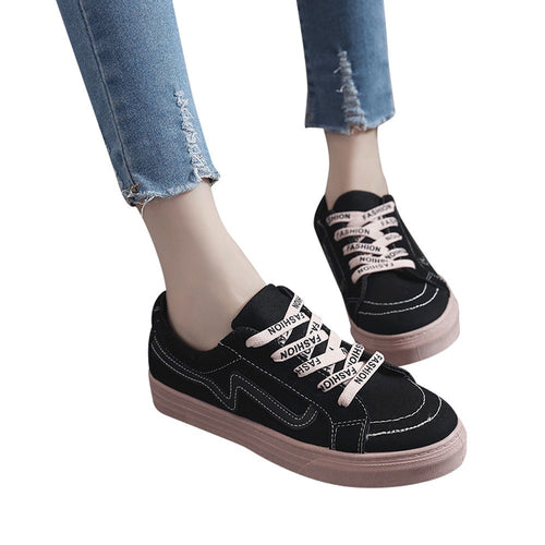 Fashion Women Flat Casual Shoes
