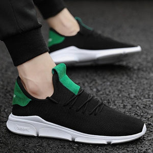 Male Breathable Sports Shoes