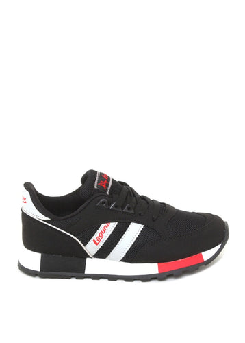 Black-Red Men's Sports Shoes