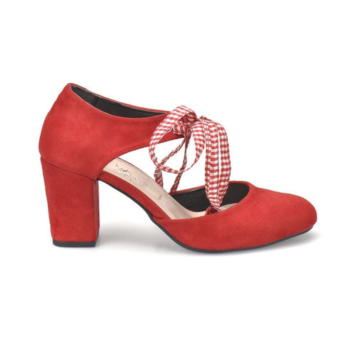 Women's Red High Heels