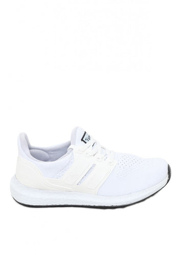 Men's White Sports Shoes