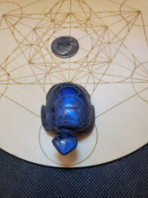 Load image into Gallery viewer, Labradorite turtle