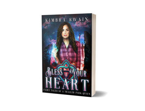 Bless Your Heart: Fairy Tales of a Trailer Park Queen Signed Paperback