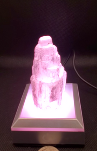 Selenite Mini Tower