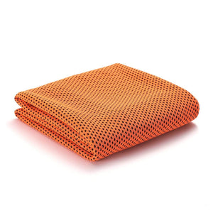 yoyoyoyoga Accessories Orange / 30*100 Sports ice towel