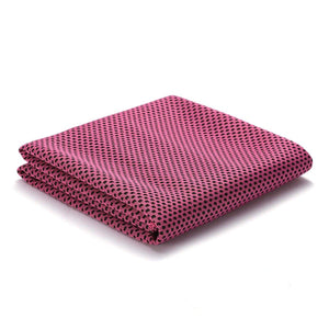 yoyoyoyoga Accessories RoseRed / 30*100 Sports ice towel