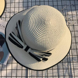 yoyoyoyoga Accessories White Summer Sun Hat
