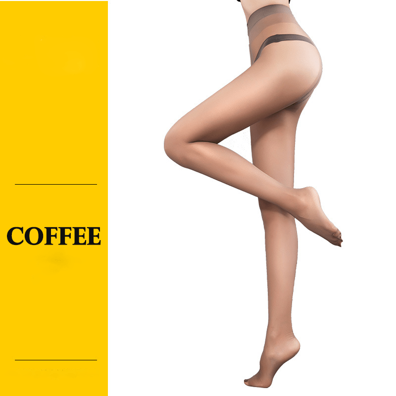 yoyoyoyoga Bottom L / Coffee Super Flexible Magical Stockings