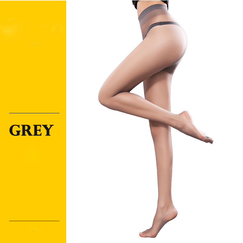 yoyoyoyoga Bottom L / Gray Super Flexible Magical Stockings