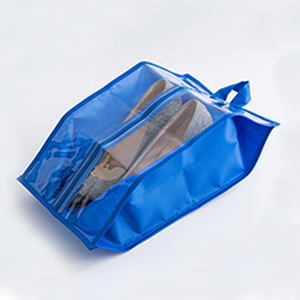 yoyoyoyoga.com Clothes & Accessories BLUE Waterproof Travel Shoe Bags